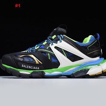 Balenciaga Home Paris 3.0 Luxury Brand Designer Shoes Dad Shoes Luxury Designer Men's Sneakers Luxury Brand? Shoes With Box