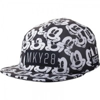 ALL MICKEY 5 PANEL HAT