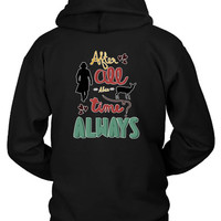Always Harry Potter Hoodie Two Sided