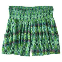 Mossimo Supply Co. Juniors Smocked Waist Lounge Short - Assorted Colors