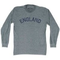 England City Vintage Long Sleeve T-shirt