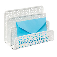 The Container Store > Brocade Letter Sorter