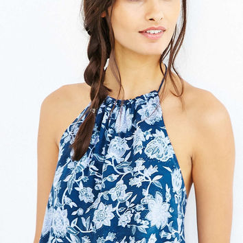 Ecote Lotus Top - Urban Outfitters