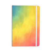 """Fotios Pavlopoulos """"Watercolor Layers"""" Rainbow Everything Notebook"""