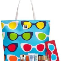 Choose a FREE 7-Pc. Summer Gift with $35 Estée Lauder Skincare or Foundation purchase   macys.com