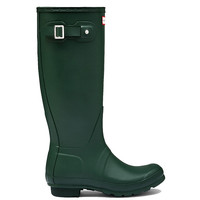 Hunter Original Tall - Hunter Green Rain Boot