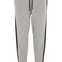 Markus Lupfer - Wool and cashmere-blend track pants