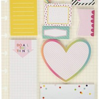 Create 365 The Happy Planner Snap in Sticky Notes, Bright Paper