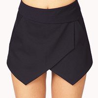 Striking Asymmetrical Skort