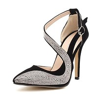 Sexy High Heels Women Sandals Gladiator Wedding Shoes Pointed Toe Sexy Women Pumps Ladies Shoes