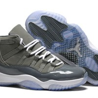 Air Jordan Retro 11 Cool Grey 378037 001