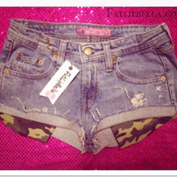 American Army military camo camoflauge pockets by FatLipBella