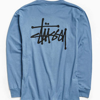 Stussy Basic Long Sleeve Tee | Urban Outfitters