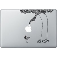 The Giving Tree Laptop MacBook Decal