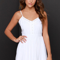 Jack by BB Dakota Malakai Ivory Dress