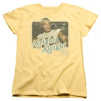 Dazed And Confused - Alright Alright Short Sleeve Women's Tee