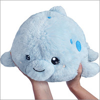 Mini Squishable Baby Dolphin