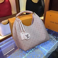 lv louis vuitton women leather shoulder bags satchel tote bag handbag 33