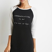 Out of Bed Nightdress