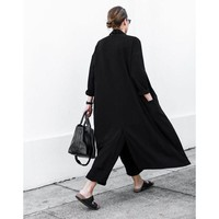 Auzón Long Sleeve Cape