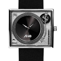 The TableTurns Leather Watch : Karmaloop.com - Global Concrete Culture