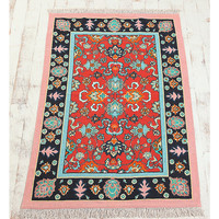 Antique Carpet 4x6 Rug - Urban Outfitters