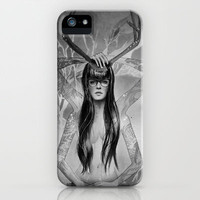 Through the Gate 2 of 2 iPhone & iPod Case by Deniz Erçelebi