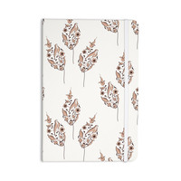 """Louise """"Pattern"""" Brown Flower Everything Notebook"""