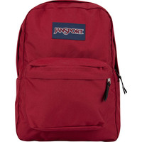 Jansport Superbreak Backpack Viking Red One Size For Men 19183733701