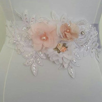 Wedding Belt,White Stin  Bridal Belt, Sash Belt, Wedding Sashes,Bridal Sash