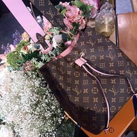 Louis Vuitton Lv N¨¦ono¨¦ Bucket Bag Shoulder Bag #2179