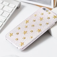 Free People Holographic Star iPhone Case