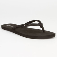 Volcom Forever And Ever Womens Sandals Black  In Sizes