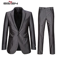 New Men's Fashion Business Suits High Quality Suits Classic Wedding Suits Men's Office Formal Suits