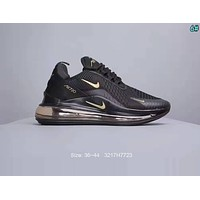 Samplefine2 NIKE Air Max 270 Classic Fashion Women Men Multicolor Breathable Sport Running Shoes Sneakers 6#