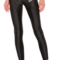 Nike Speed 7/8 Tight Legging in Black | REVOLVE