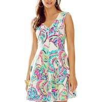 Dahlia Fit & Flare Dress - Lilly Pulitzer