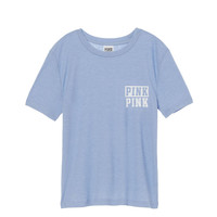 Mini Ribbed Tee - PINK - Victoria's Secret