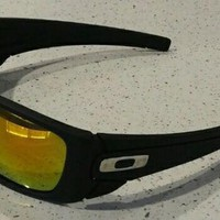 Oakley FUEL CELL Sunglasses Black or Red or Camo Black