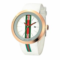 GUCCI Ladies Men Quartz Watches Wrist Watch