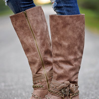 Rock Star Studded Boots