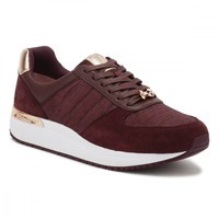 Ted Baker Womens Purple Kapaar Trainers