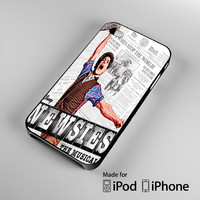Newsies Broadway Musical A0705 iPhone 4 4S 5 5S 5C 6, iPod Touch 4 5 Cases