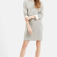 Women's Topshop Stripe Sweater Dress ,