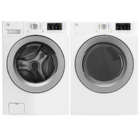 Kenmore 4.3 cu. ft. Front-Load Washer and 7.3 cu. ft. Dryer w/ Sensor Dry - Appliances - Washer and Dryer Sets - Washer and Dryer Bundles