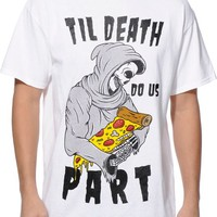 A-Lab Death Of Pizza T-Shirt