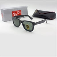 "Ray-Ban ""WAYFARER"" Sunglasses - SALE(With Thanksgiving&Christmas Gift Box)"