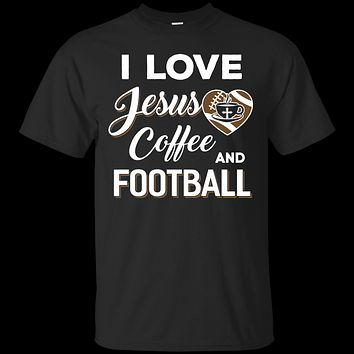I Love Jesus Coffee & Football