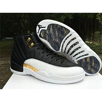 Air Jordan 12 Wings Basketball Shoes 36-47