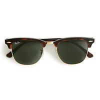 Ray-Ban® Clubmaster® sunglasses - Ray-Ban - Women's j.crew in good company - J.Crew